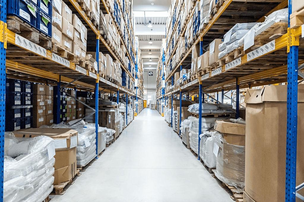 nguyên tắc sắp xếp hàng hóa trong kho