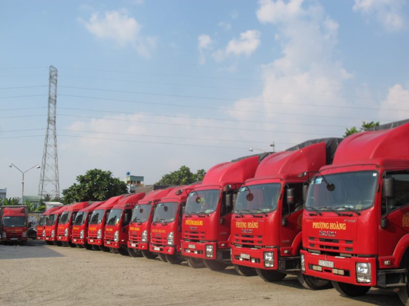 chành xe tải phượng hoàng